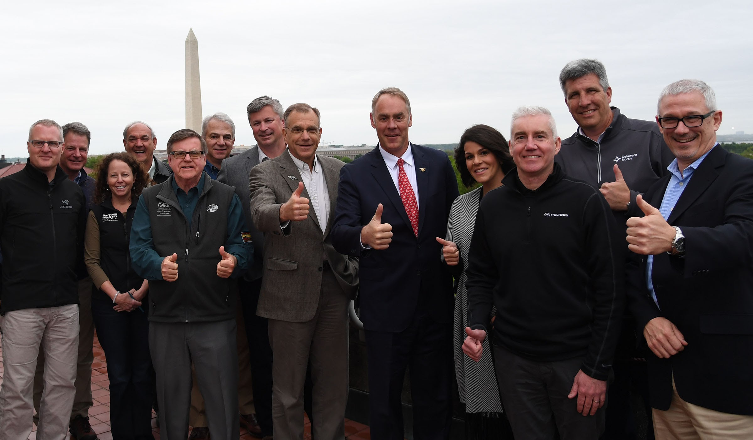 NMMA Industry Partners Meet with Interior Secretary Ryan Zinke