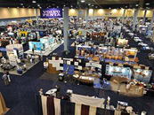 IBEX 2009 show floor