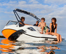 Stay updated on the latest news and events with the Discover Boating newsletter