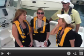 Boating Video