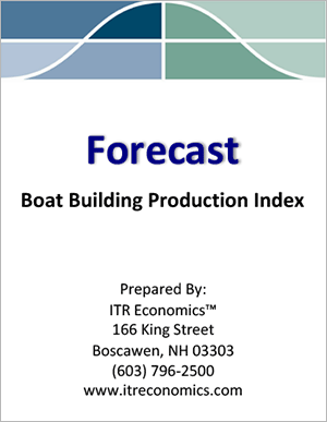 March 2018 Boat Building Production Forecast