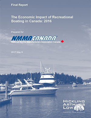2016 NMMA Boating Economic Impact Study
